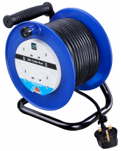 BG LDCC3013/4BL Cable Reel 13A 30m