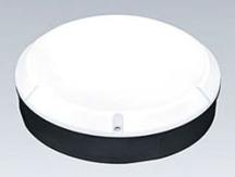 Thorn Lara 800lm 4000K Black IP65 LED Emergency Bulkhead with Microwave Sensor