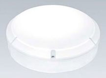 Thorn Lara 800lm 4000K White IP65 LED Bulkhead with Photocell