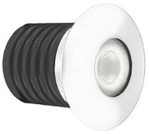 Allled AMKR032WH/40 LED Marker Lumin 1W