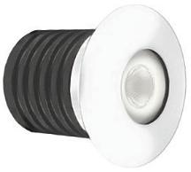 Allled AMKR032WH/30 LED Marker Lumin 1W