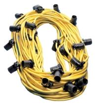 Briticent SEFL13B 33 ES Lamp Festoon Lighting String 110V 100m
