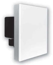 Lutron Euro Style GRX Wall Station 4 Button with IR Receiver for Grafik Eye Integrale and 3000 model in White
