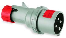 Lewden Plug 3P+N+E IP44  32A 415V