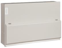Hager VML755H Consumer Unit 100A 2x63A