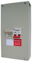 Lewden FS6380100 Fused Switch 100A