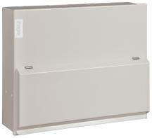 Hager VML106 Consumer Unit 6 Way 100A