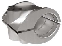 Prys 370BA06 Claw Cleat Alum