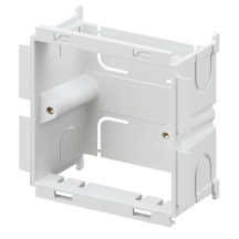 MK VP121WHI 1 Gang Box White