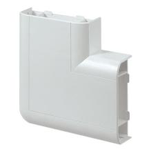 MK VP185WHI Flat Angle Bend White