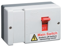 Click DB700 Switch Fused Main 80A