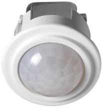 Robus RR360-01 Recessed PIR Adj 360 Deg White