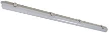 Robus RHA20404FT-24 LED Luminaire 20W 4ft Grey