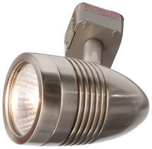 Robus R888GZ-13 Spotlight Track Acorn LED GU10 Brushed Chrome