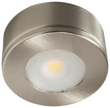 Robus RCD2P530-13 Surface Cabinet Light LED 3000K 2.5W Brushed Chrome