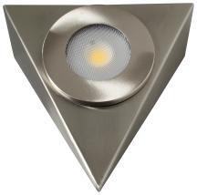 Robus RYA2P530-13 Cabinet Light 3000K Brushed Chrome