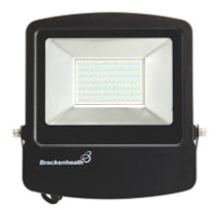 Brackenheath N6055 Floodlight LED 100W Black