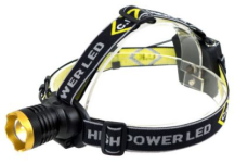 CK Tools 200 Lumen LED Head Torch