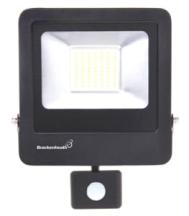 Bheath N6341 LED Fld & PIR 50W Blk