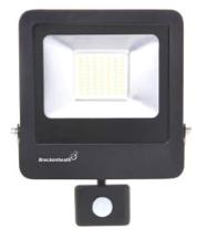 Bheath N6331 LED Fld & PIR 30W Blk