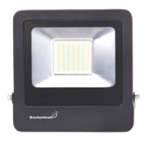 Brackenheath N6330 Floodlight LED 30W Black