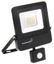 Bheath N6311 LED Fld & PIR 10W Blk