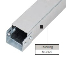 Legd MGR22 Trunking 1C 50x50mmx3m