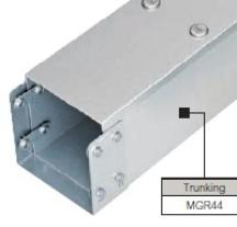 Legd MGR44 Trunking 1C 100x100mmx3m