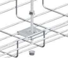 Legd CM558051 Coupler Clamp/Fixing Kit