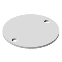 Conduit Box Lid Cover Galvanised