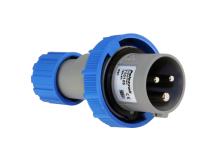 Lewden 710346 Plug 3P+N+E 63A 415V