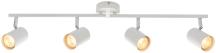 Saxby 73686 Arezzo Spot LED GU10 4x7W