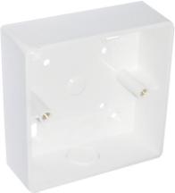 G/Brook RC1 Surface Box 1 Gang 32mm PVC