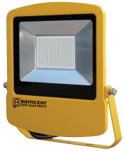 Briticent N6281 Floodlight LED 100W Yellow