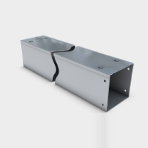 Unitrunk TK44 Trunking 100x100mmx3m