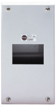 Wylex ESM8 Enclosure 4Mod IP40