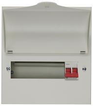 Wylex 8 Way 100A Metal Consumer Unit