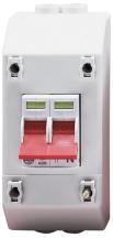 Wylex REC2S DP 4 Module Isolator 100A