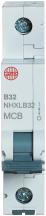 Wylex NHXLB32 MCB SP B Curve 32A