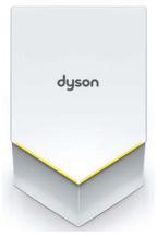 Dyson HU02 Auto Hand Dryer 1000W White