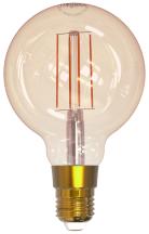 SMART Filament Lamp Globe E27
