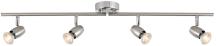 Saxby G5503177 Spotlight Bar+GU10 4x50W