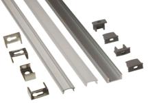 Power LED 1m Aluminium Strip for LED
