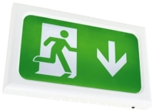 Ansell AENLED/3M/W Exit Sign LED 2.6W