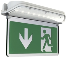 Ansell AHARLED/3M/ST Exit Sign LED 5W