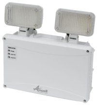 Ansell ATSLED/3NM/IP65/ST Twin Spot 10W