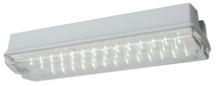 Ansell ACELED/3M/ST Bulkhead LED 3 Hour M/NM