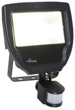 Ansell ACALED30/PIR Floodlight & PIR 30W