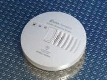 Kidde 4MCO CO Alarm c/w R/C Back Up