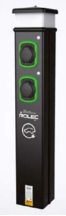 Rolec EVCL2016 Pedestal Charging Point 1000mm